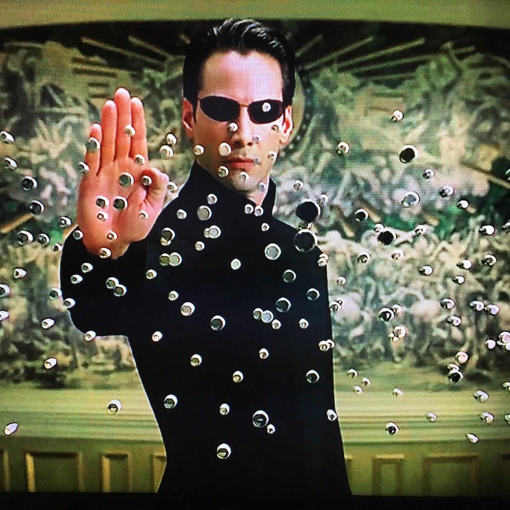 El poderde la mente en Matrix