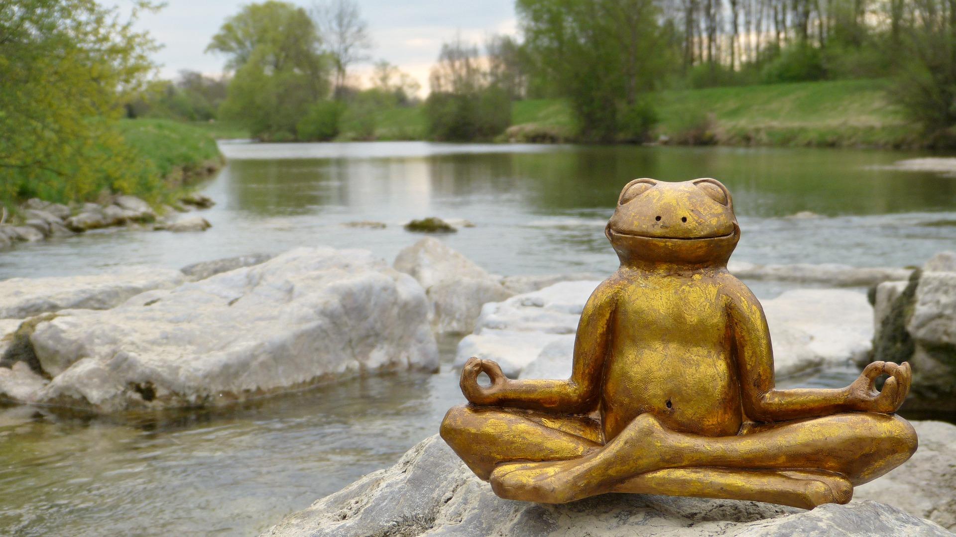 El yoga ayuda a reducir la ansiedad