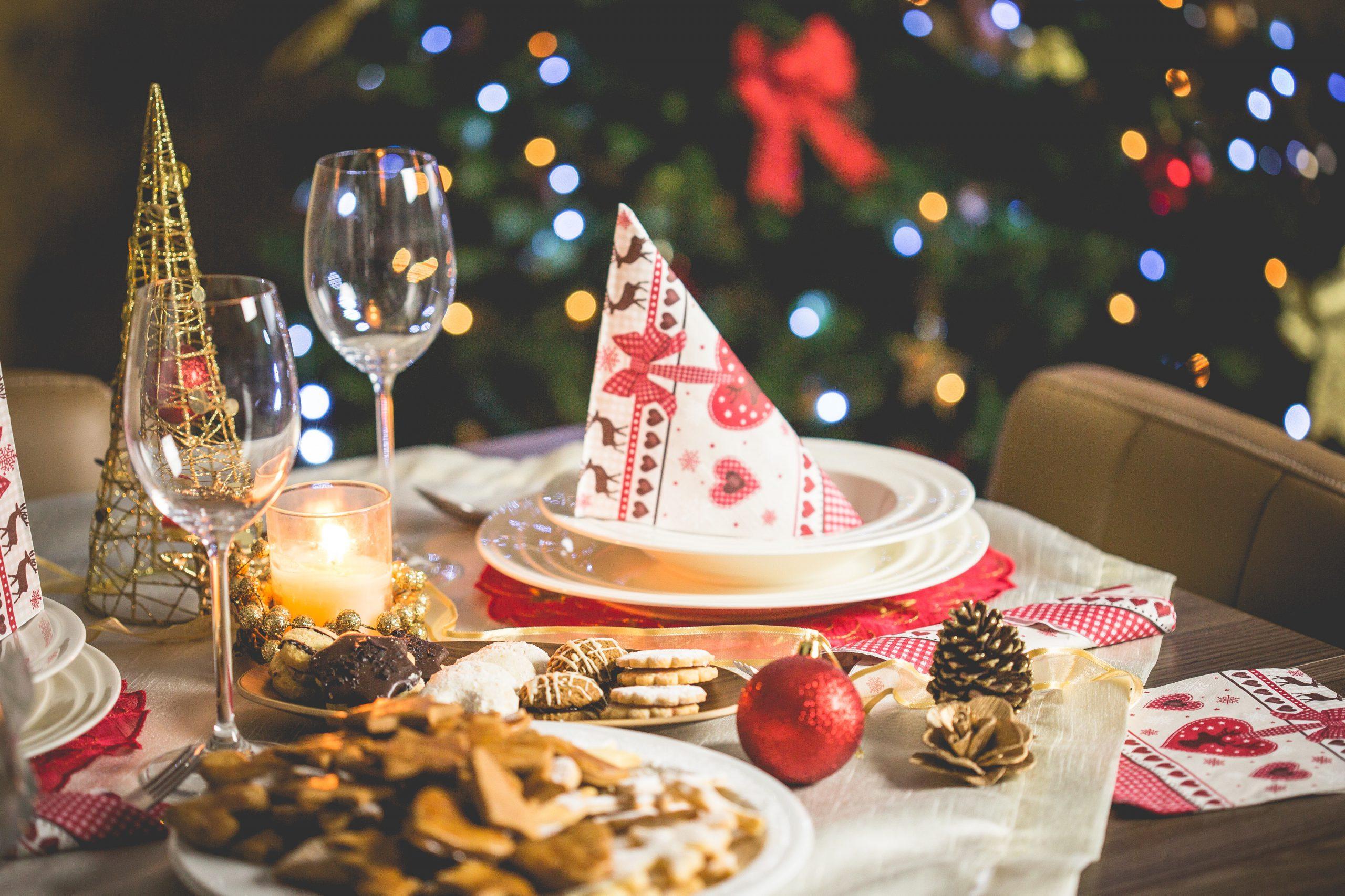 Las celebraciones navideñas también pueden generar estrés