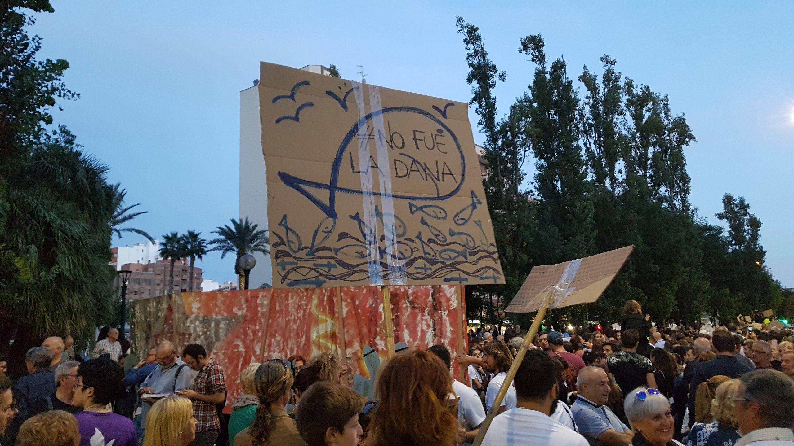 Manifestación por el Mar Menor