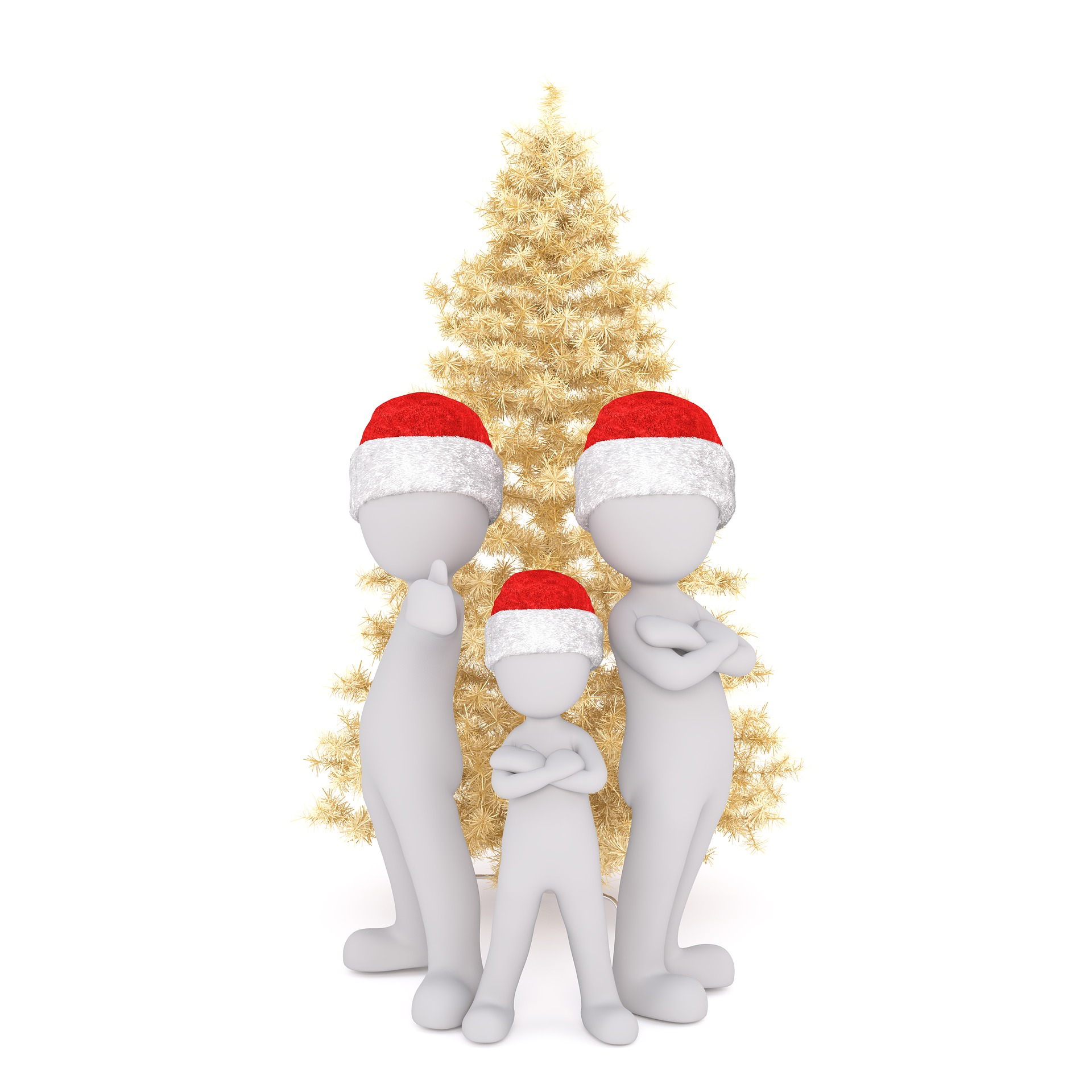En familia o con amigos, tú eliges con quién pasar la Navidad