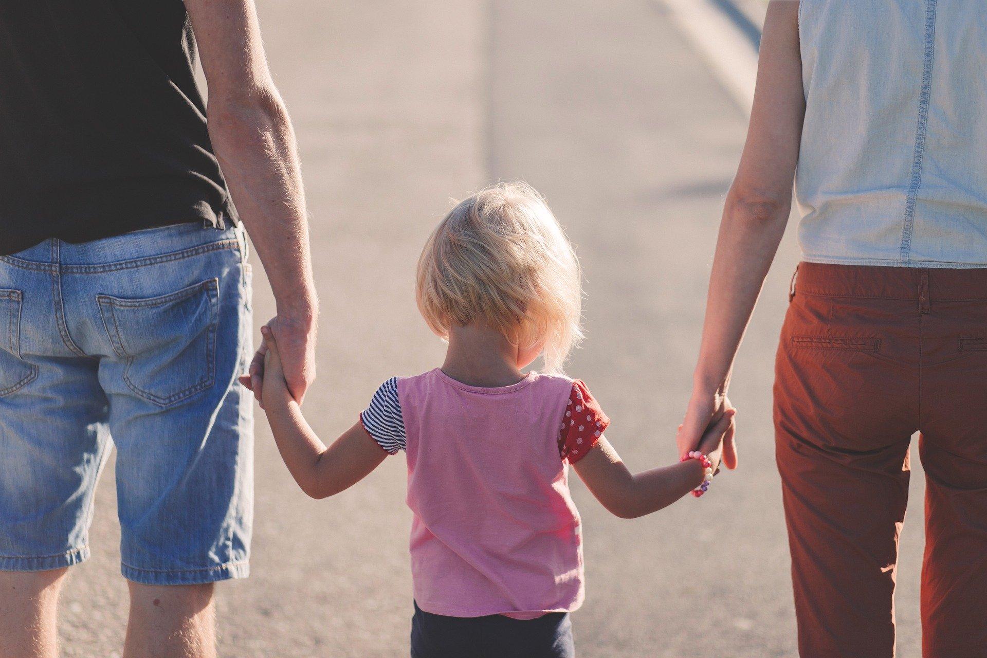 Los padres de un niño con discapacidad pasan por varias etapas de duelo hasta llegar a la aceptación