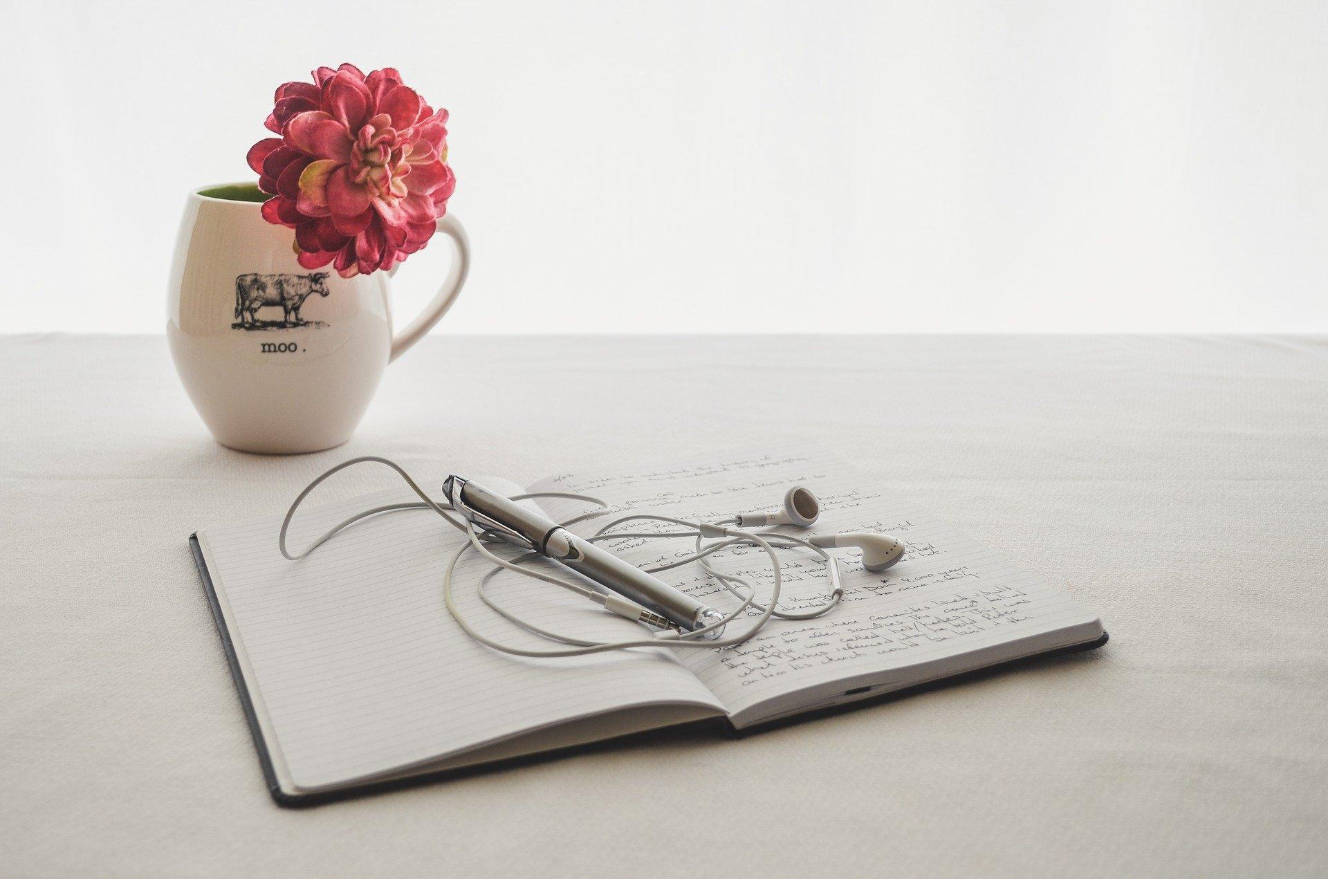 Escribir te ayudará a desahogarte y a dar sentido a lo que está ocurriendo.