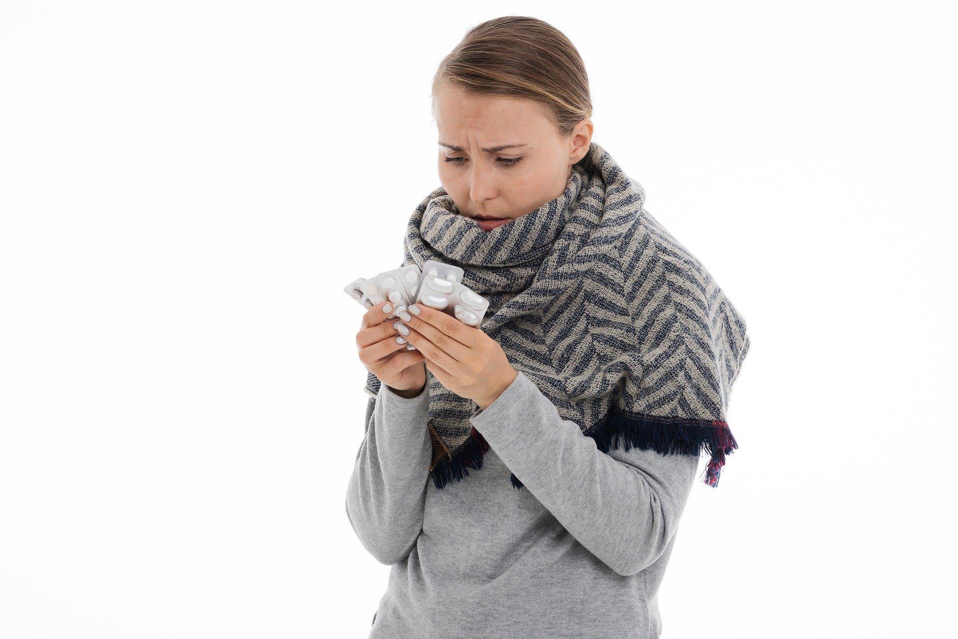 La hipocondría se caracteriza por el miedo persistente a sufrir una enfermedad grave.