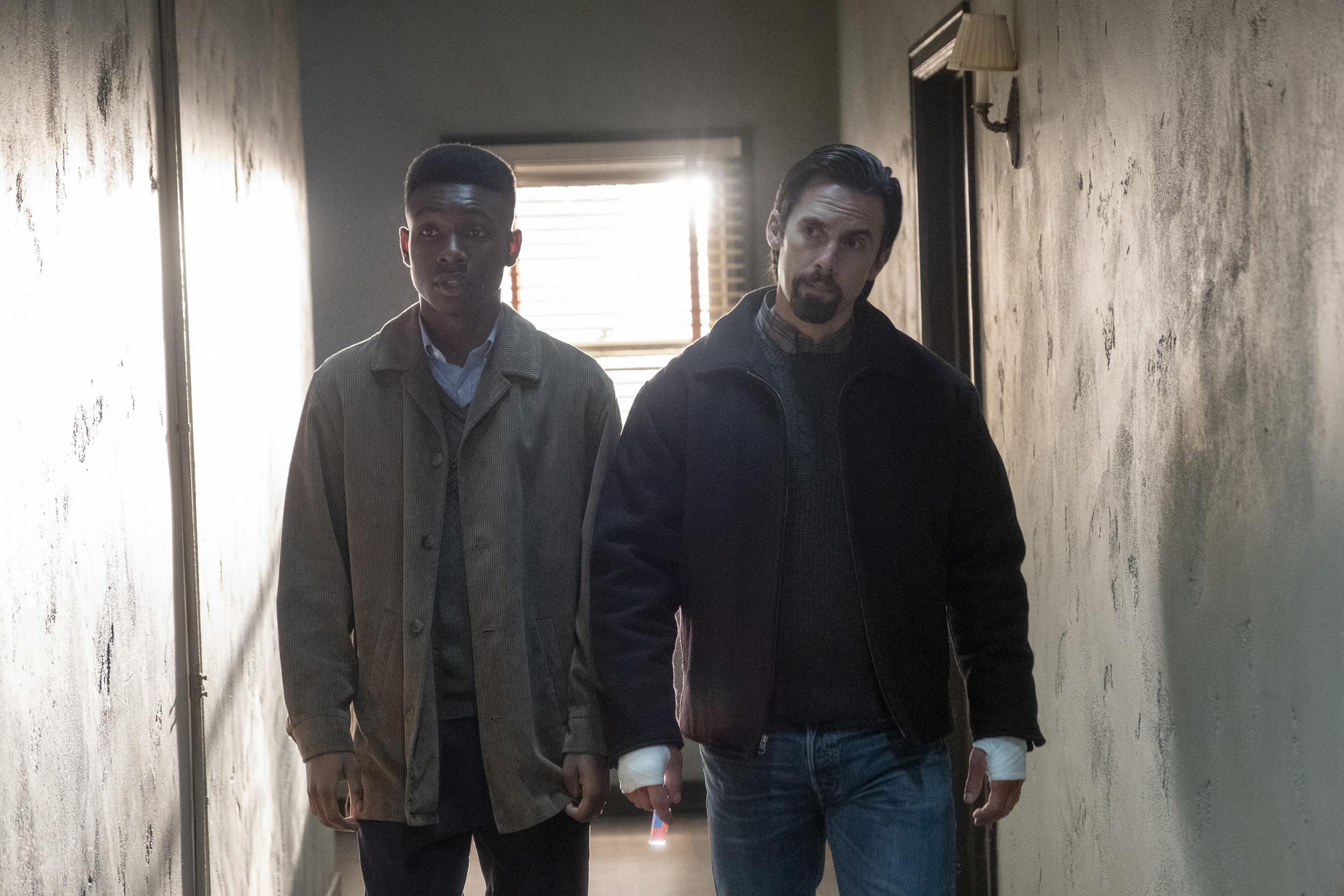 Randall ve en Jack el ejemplo de cómo ser un buen padre y un buen hombre.