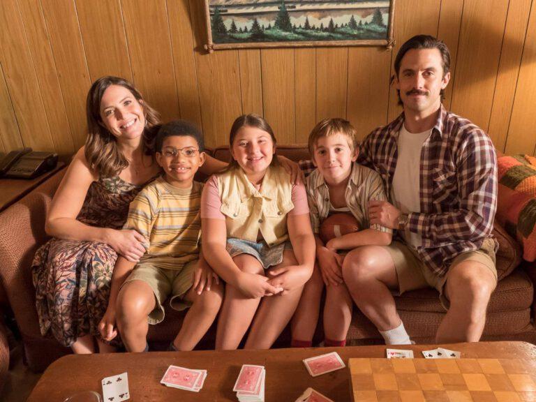 La serie This is us muestra cómo puede afectar la muerte de un padre a sus hijos adolescentes.