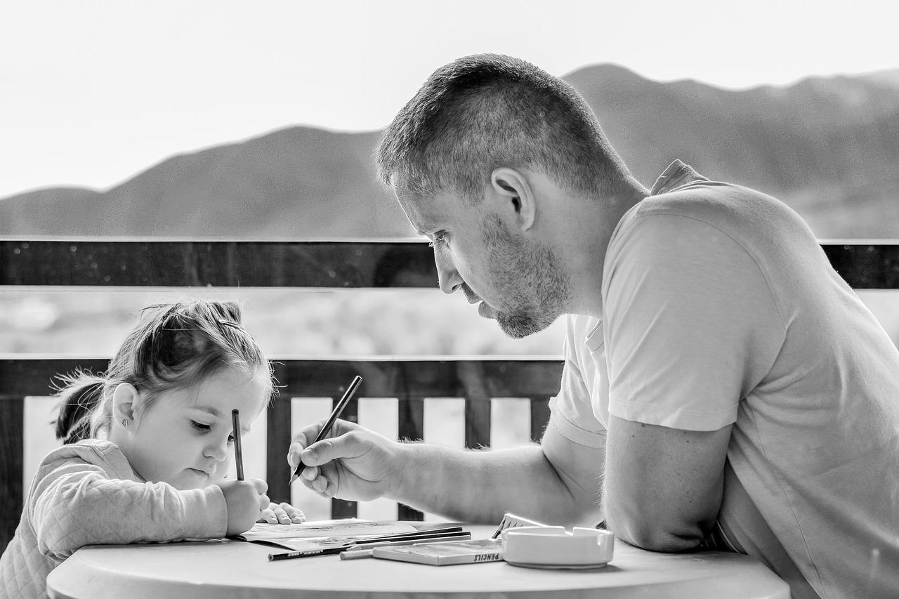 Ayuda a tus hijos a expresar sus sentimientos.