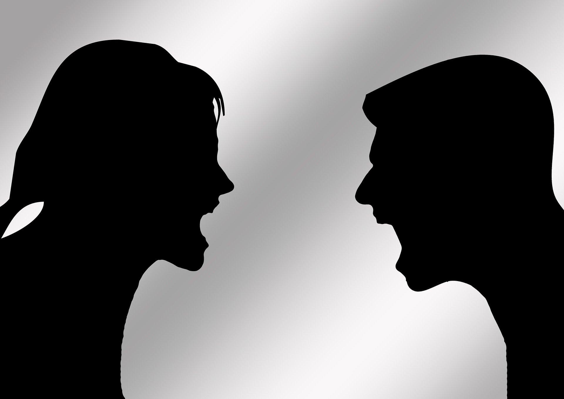 El mecanismo de proyección también tiene un papel importante en las relaciones de pareja.