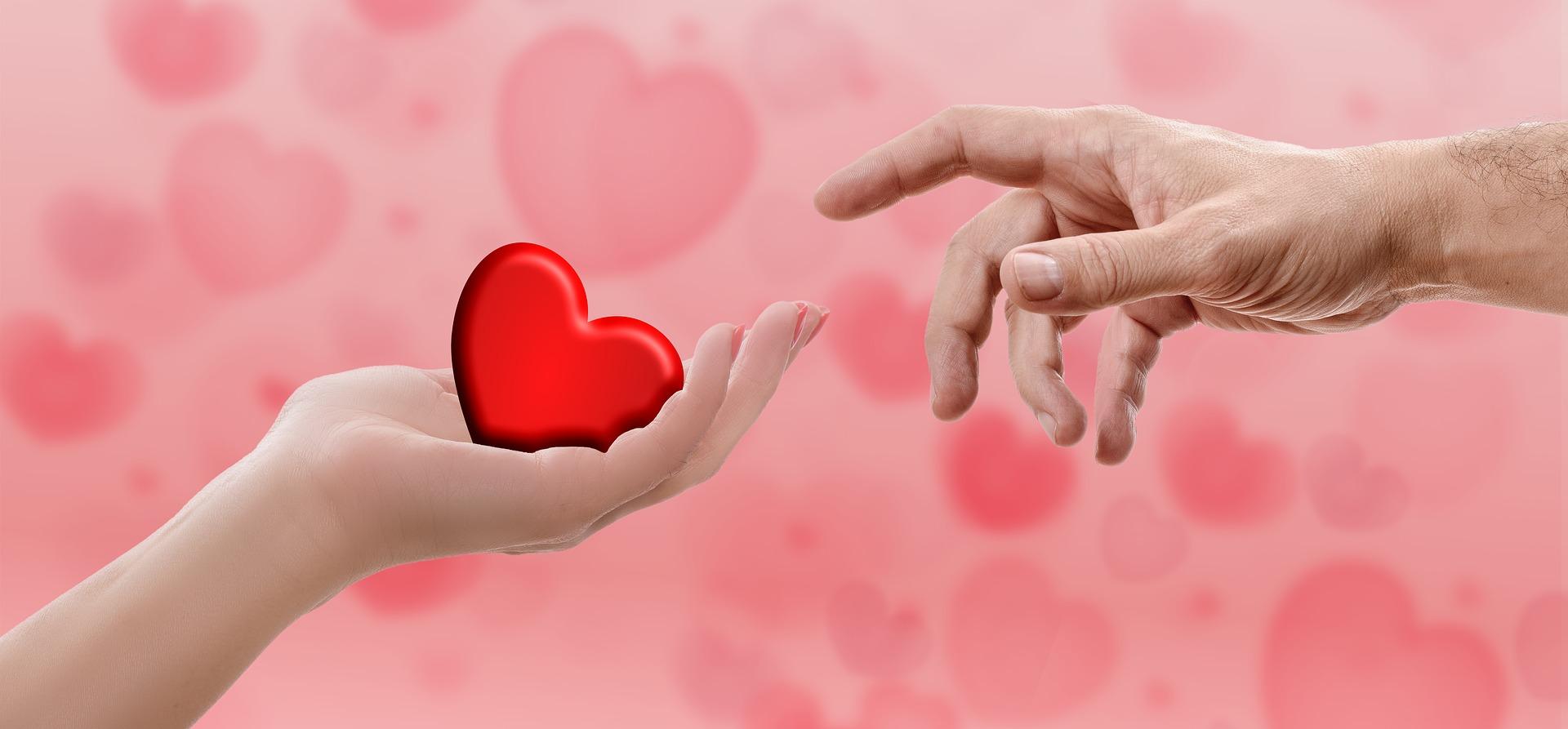 El generoso compulsivo está convencido de que el único modo de recibir afecto es dar sin límite.